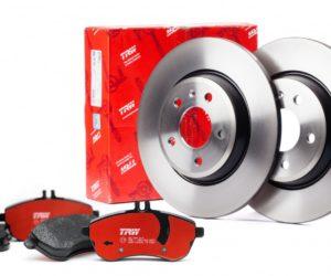Stahlgruber stále rozšiřuje nabídku brzdových komponentů výrobce TRW