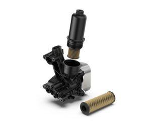 Nový olejový modul od UFI Filters pro mild hybridní motory koncernu Volkswagen