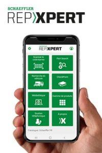 REPXPERT aplikace