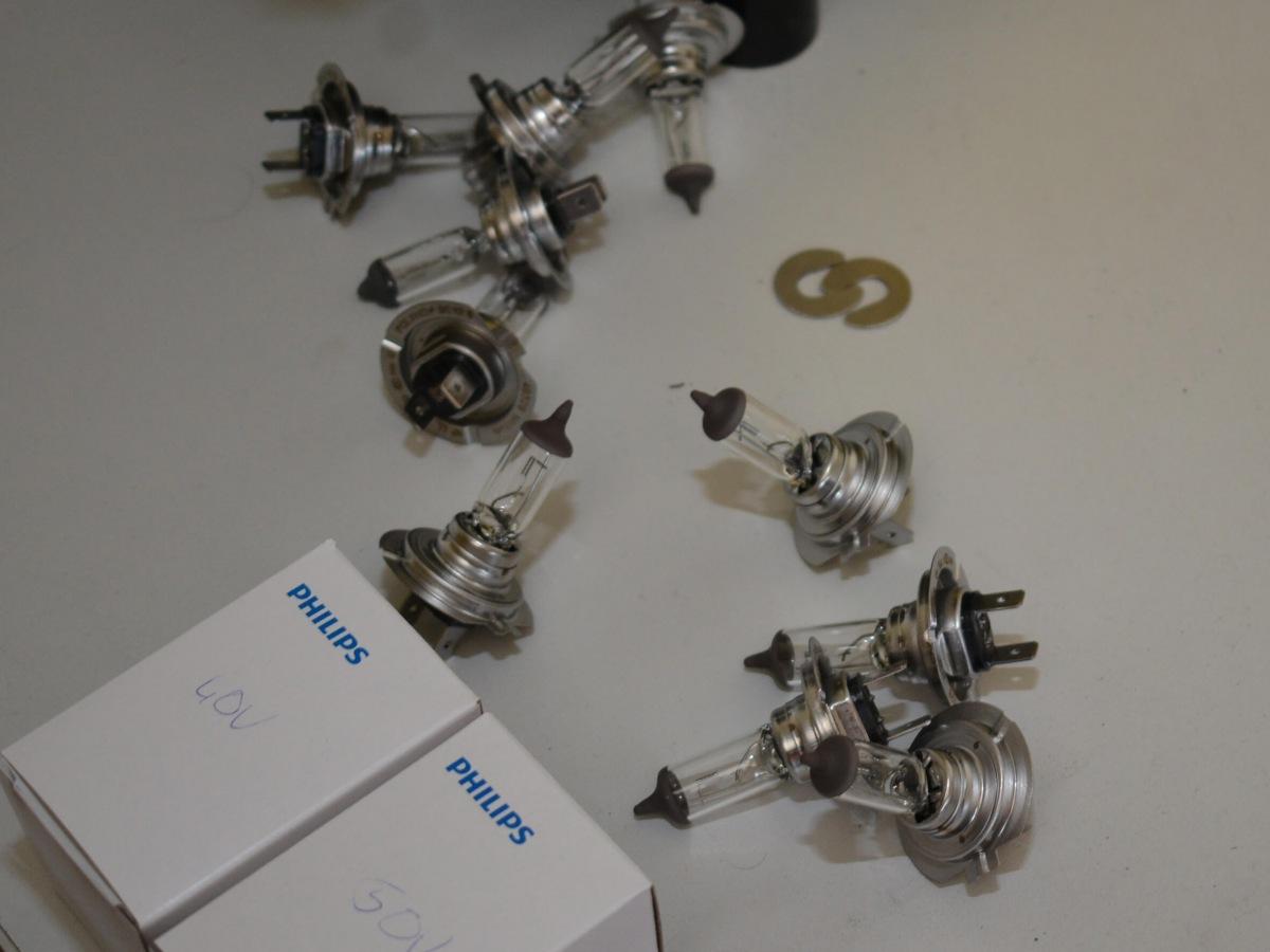 Výroba žárovek Philips 5