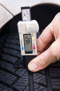 Měření pneumatiky Barum