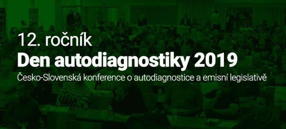 Den autodiagnostiky 2019
