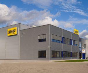 Otevření nové továrny Hengst