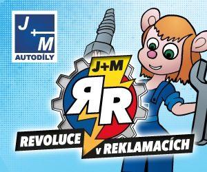 Revoluce v reklamacích u J+M autodíly