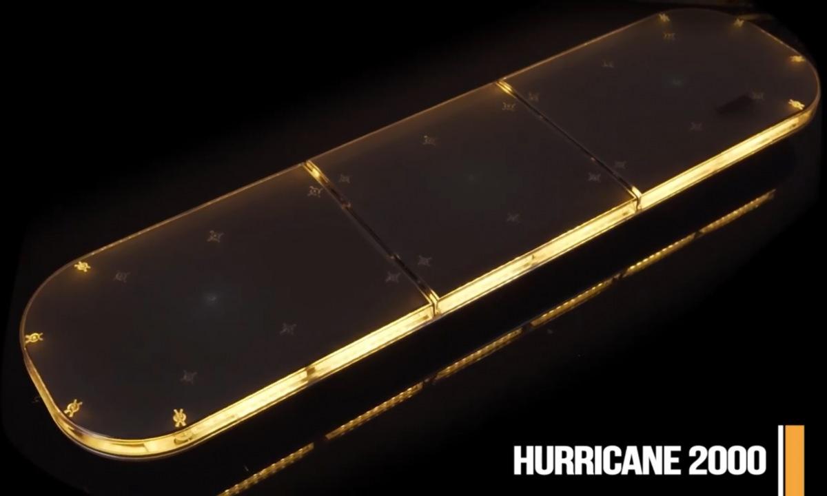 LED světelná rampa HURRICANE 2000 u Kutnak Automotive