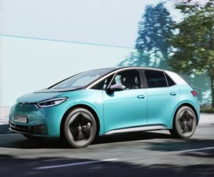 Continental schválen jako dodavatel pneumatik pro nový Volkswagen ID.3
