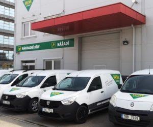 Pobočka WM Autodíly Brno se trvale uzavírá
