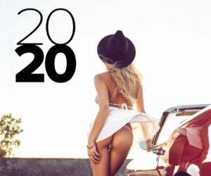 Kalendář pro rok 2020 firmy Auto Kelly