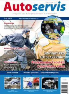Autoservis magazín 7-8/2019