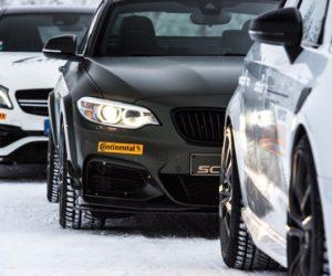 Zimní pneumatiky Continental byly oceněny v několika testech