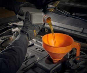 Příprava auta na zimu