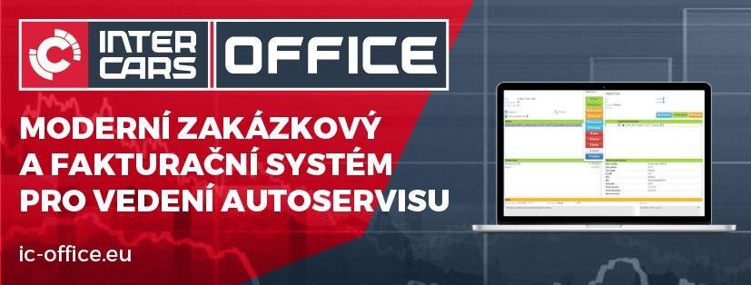 IC OFFICE: Zakázkový a fakturační systém pro profesionální vedení autoservisu