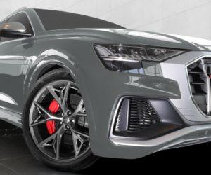 Nové Audi SQ8 TDI také s pneu Hankook jako originální výbavou