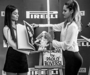 Exkluzivní kalendář Pirelli představili ve Veroně, do ČR míří jediný kus