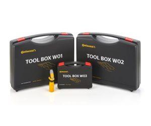 Pět nových toolboxů Continental usnadňuje náročnou práci