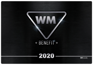 WM Autodíly benefit program