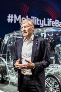 Generální ředitel společnosti ZF Wolf-Henning Scheider