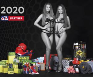 Kalendář firmy AD Partner pro rok 2020
