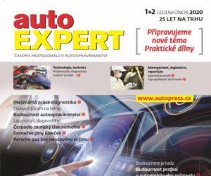 AutoEXPERT leden – únor 2020