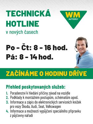 Technická Hotline WM