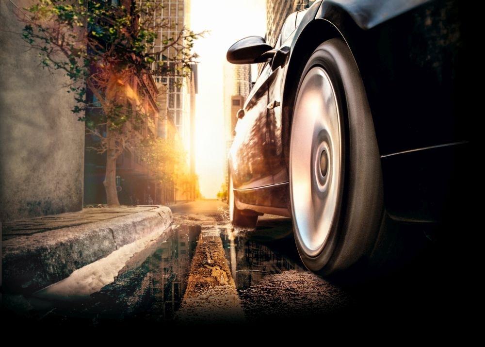 Celoroční pneumatiky Continental