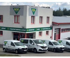 WM Autodíly Karlovy Vary – více než 30.000 položek skladem
