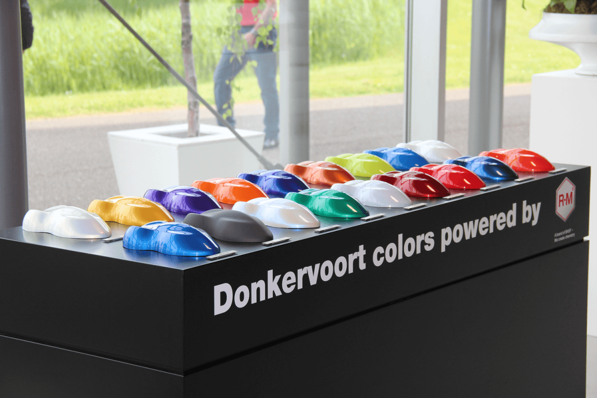 R-M představuje spolupráci s Donkervoort