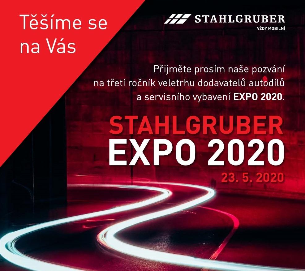 STAHLGRUBER EXPO 2020