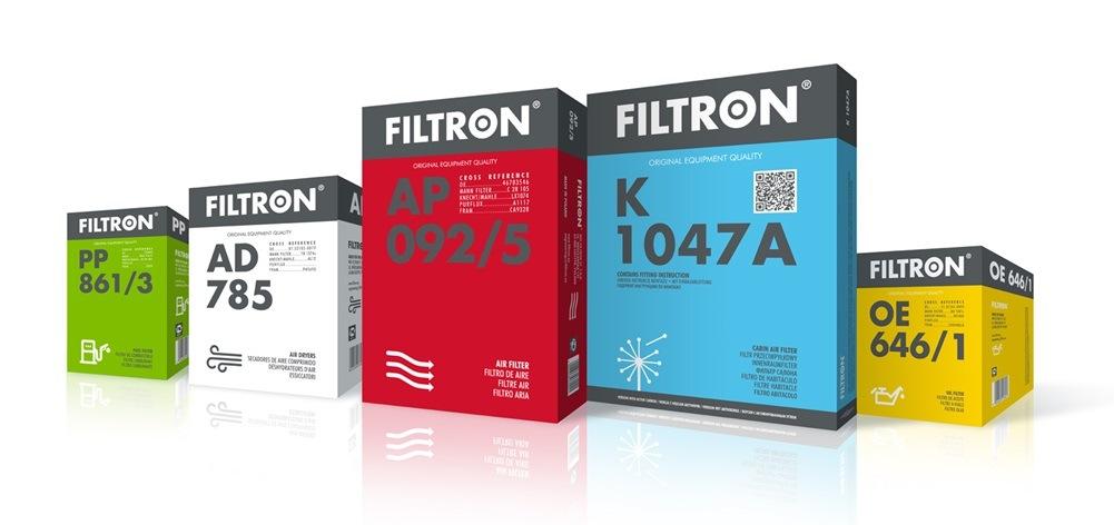 Produkty Filtron