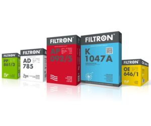 Rozšíření sortimentu Filtron v březnu 2020