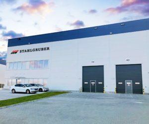 Brněnská pobočka Stahlgruber na nové adrese