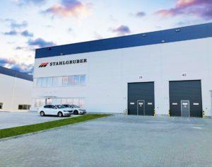 Pobočka Stahlgruber Brno