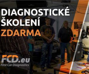 Online diagnostické školení FCD.eu zdarma