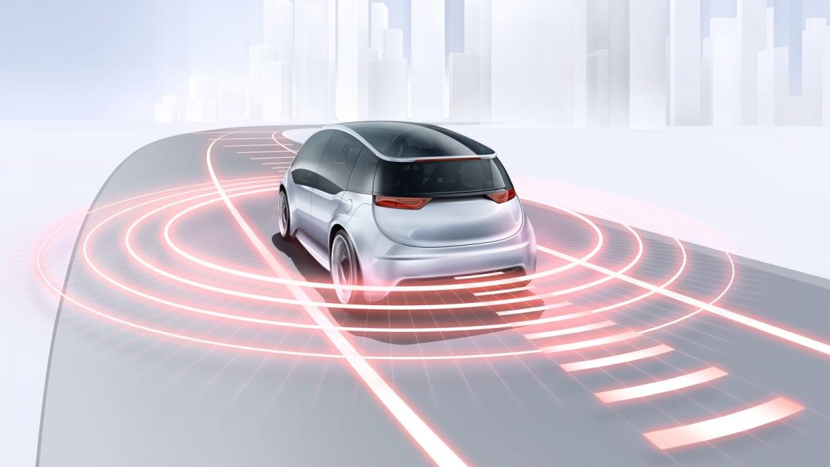 Bosch senzory pro automatizovanou jízdu