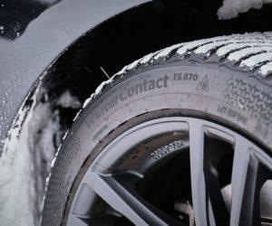 Continental představuje novou pneumatiku WinterContact TS 870