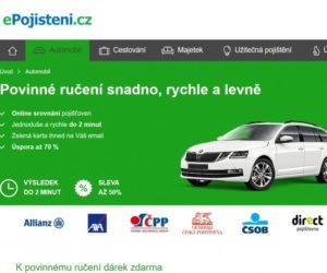 7 z 10 majitelů vozidel využívá online srovnávače povinného ručení