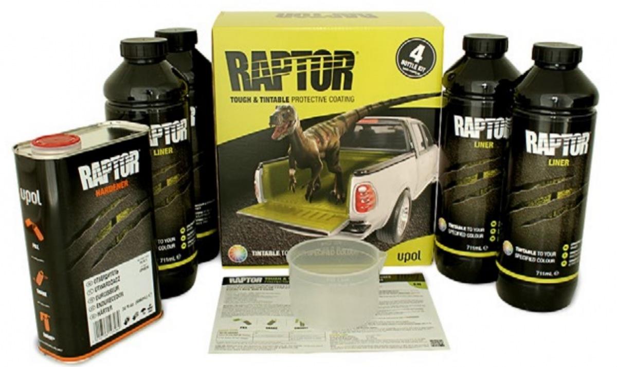 ELIT rozšiřuje nabídku nástřiků Raptor