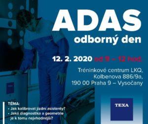 ADAS odborné školení firmy ELIT