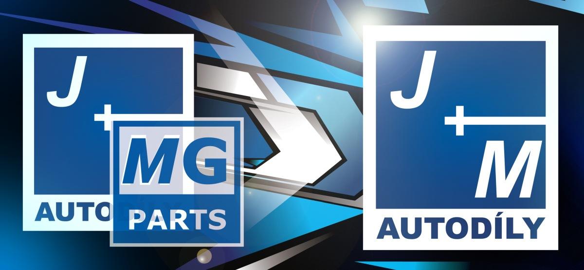 J+M autodíly + MG PARTS = nová fúze na trhu aftermarketu