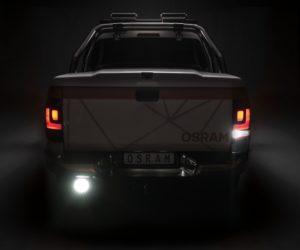 Nová přídavná zpětná světla LEDriving Driving Lights od Osramu u Stahlgruberu