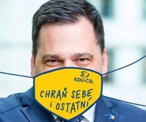Europoslanec T. Zdechovský chce pozdržet legaslativu ohledně CO2 v době koronaviru