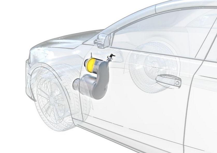 Elektrické vyhřívání katalyzátorů naftových motorů Continental