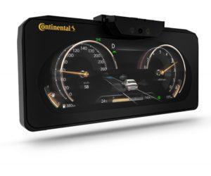 Continental uvádí na trh 3D displej