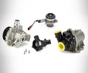 Nové výrobky pro řízení tepla od Continentalu