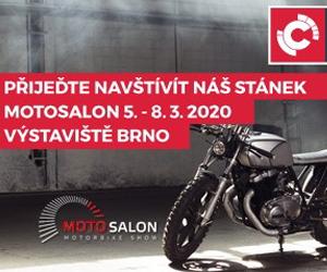 Inter Cars na MOTOSALONU Brno