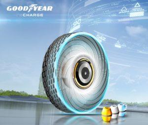 Goodyear představuje svůj nejnovější koncept reCharge