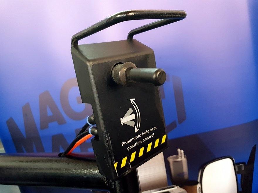 Zouvačka MM-HC1224LL2V ovládání