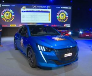 Evropským Autem roku 2020 se stal Peugeot 208
