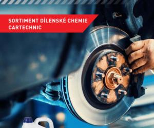 Stahlgruber: Nové katalogy Cartechnic