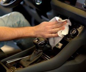 Jak na dezinfekci interiéru vozidla?